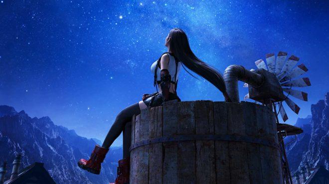 Un premier point sur les ventes de Final Fantasy 7 Remake.