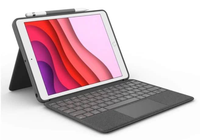 clavier Logitech Combo Touch