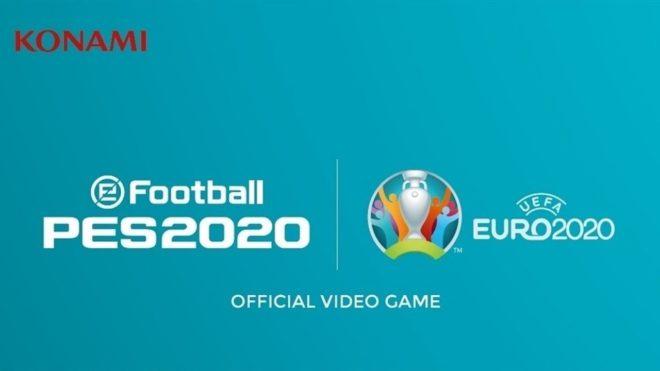 Pas d'Euro 2020 dans les temps pour eFootball PES 2020.