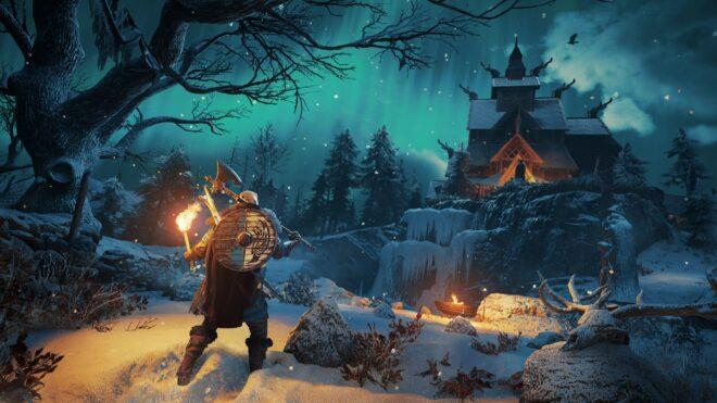 Plongez dans l'ère des Vikings avec Assassin's Creed Valhalla.