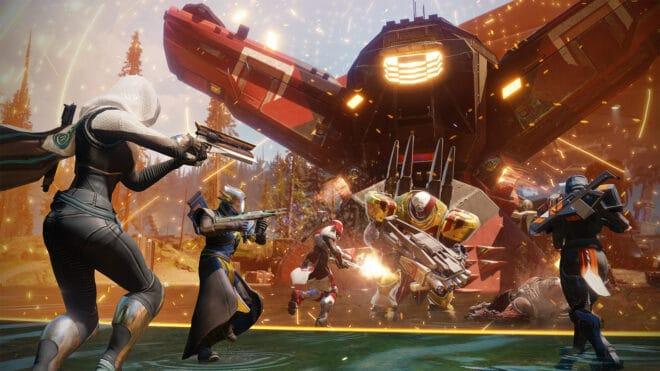 Destiny 2 sera jouable sur PS5 et Xbox Series X.