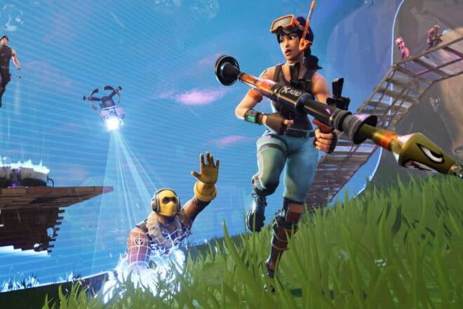 Epic Games glane un milliard de dollars avec la version mobile de Fortnite.
