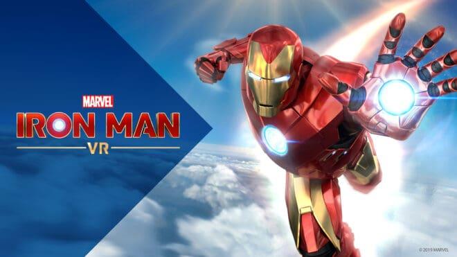Iron Man VR se trouve enfin une nouvelle date de sortie.