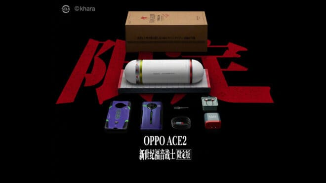 Oppo Reno Ace 2 EVA Limited Edition