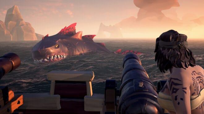 Sea of Thieves débarque dans un peu plus d'une semaine sur Steam.