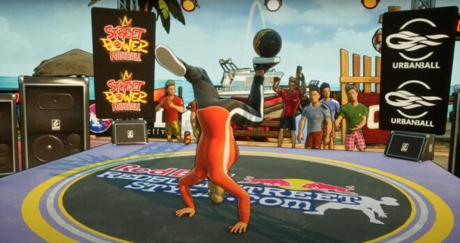Du foot freestyle sur PS4, Xbox One, Nintendo Switch et PC.