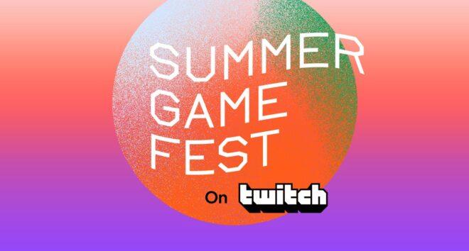 Le Summer Game Fest est mis en avant sur Twitch.