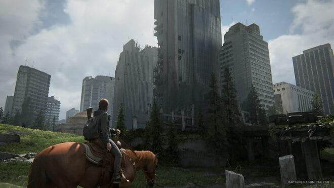 Une longue vidéo avec du gameplay pour The Last of Us 2.
