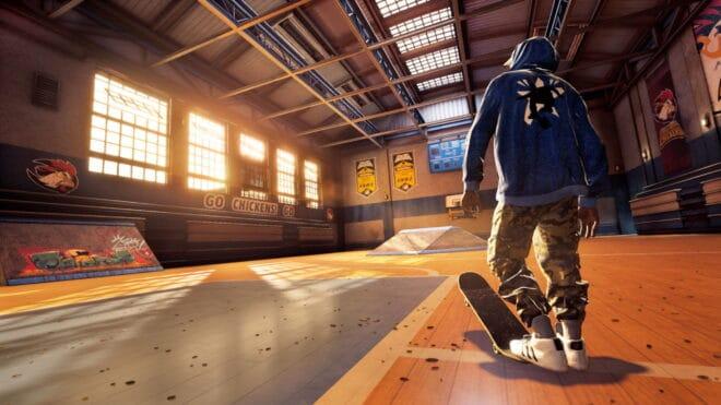 La licence Tony Hawk's Pro Skater revient avec des graphismes en haute-définition.