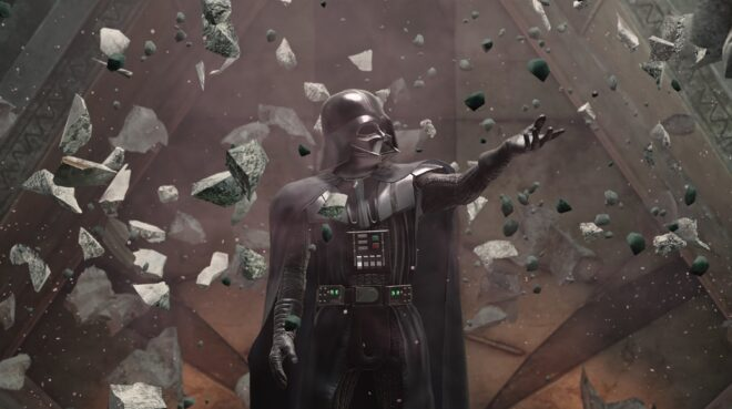 Vader Immortal : A Star Wars VR Series se prépare à arriver sur le PSVR.