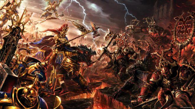 Warhammer Age of Sigmar Frontier sera adapté en RTS.
