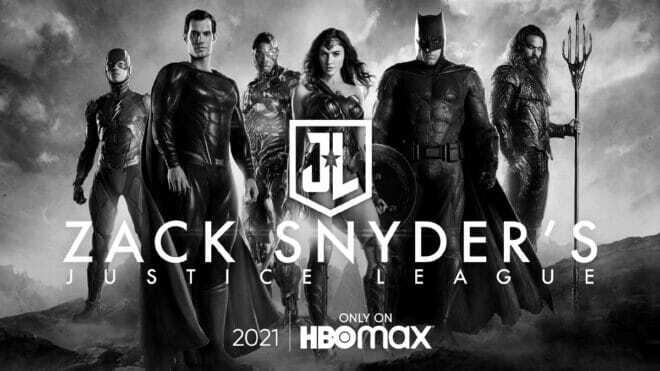 Le Snyder Cut de Justice League est une réalité.