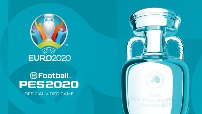 eFootball PES 2020 va se mettre aux couleurs de l'Euro 2020 dès le mois prochain.