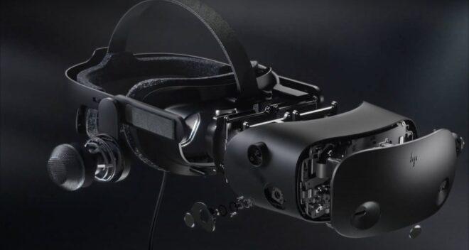 Le HP Reverb G2, un nouveau casque pour le marché de la VR.