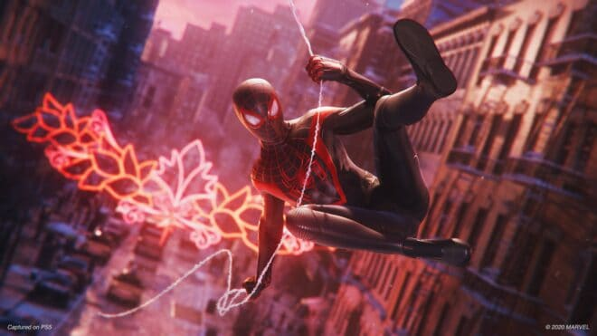 Le standalone Spider-Man : Miles Morales sortira exclusivement sur PS5.