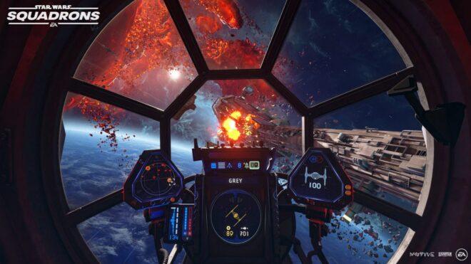 Les microtransactions ne seront pas présentes dans Star Wars : Squadrons.