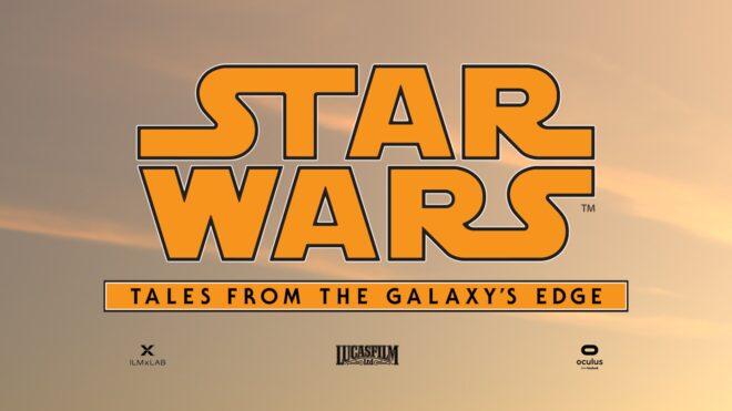 Les créateurs de Vader Immortal dévoilent Star Wars : Tales from the Galaxy's Edge.