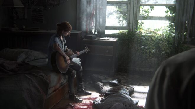 Un patch day one pour The Last of Us 2.