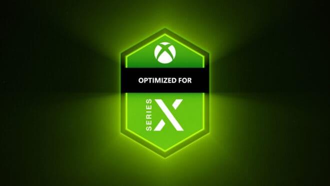 """Les explications détaillées de Microsoft sur le badge """"Optimisé pour Xbox Series X""""."""