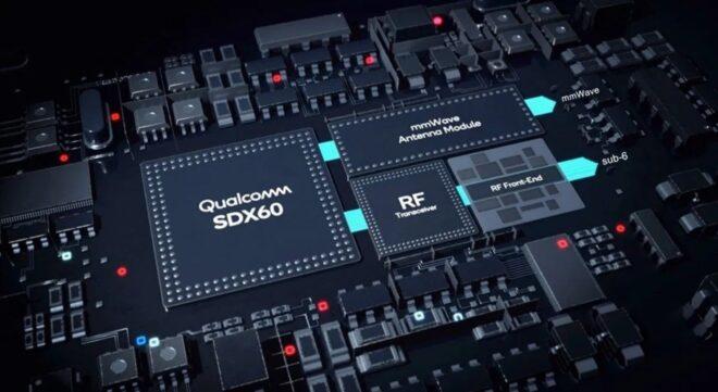 modem Qualcomm X60 5G