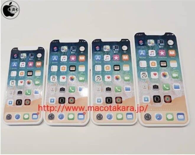 rendu 3D iPhone 12