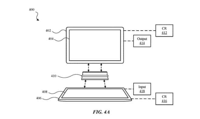Apple iPad brevet