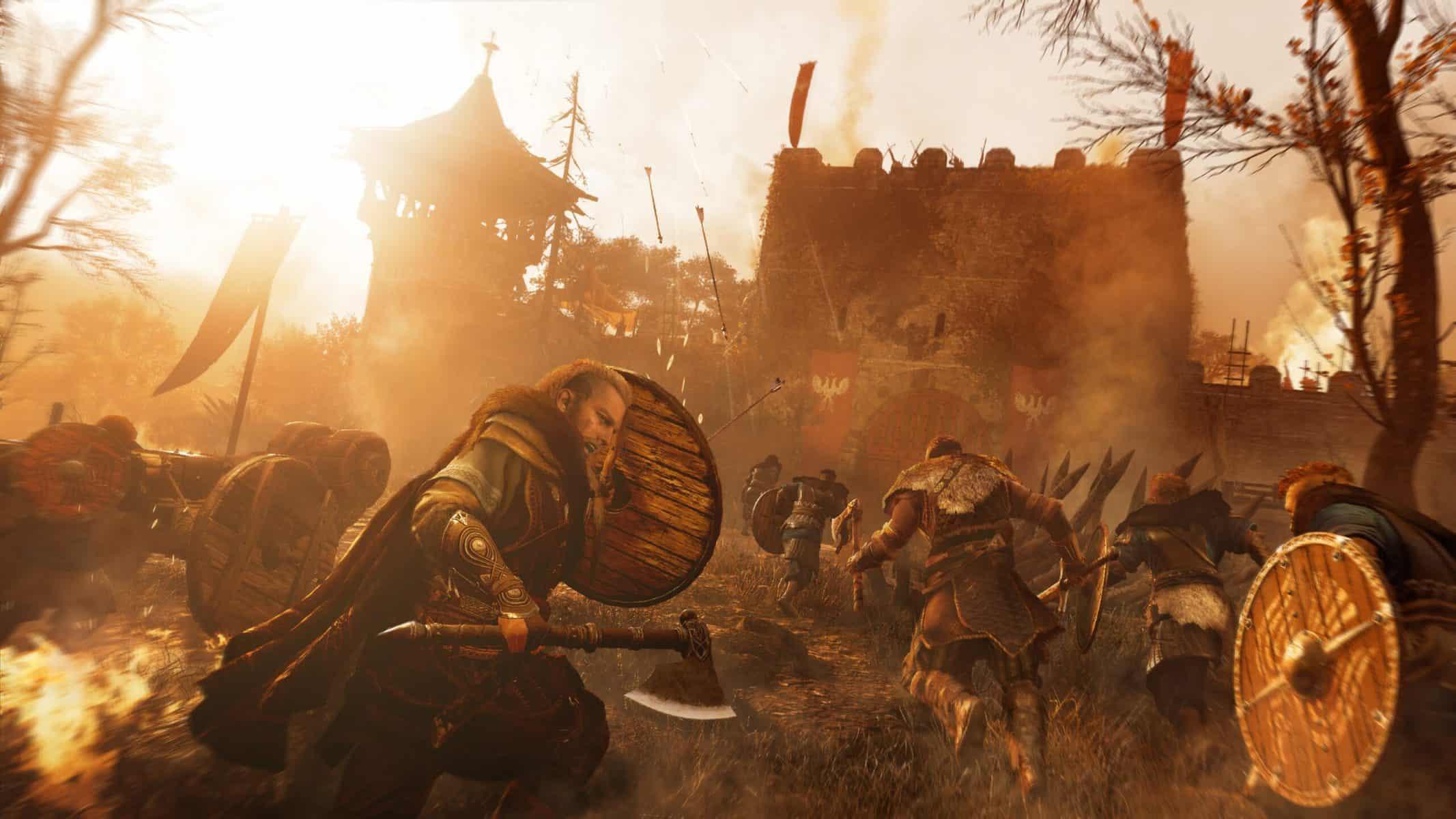 Assassin's Creed Valhalla sortira en novembre prochain, Ubisoft évoque la next-gen