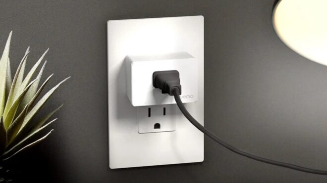 Belkin Wemo WiFi Smart Plug