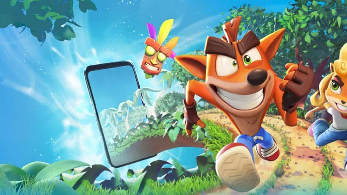 Crash Bandicoot arrivera bientôt sur mobile en version runner