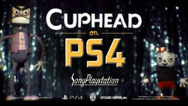 La PS4 accueille Cuphead.