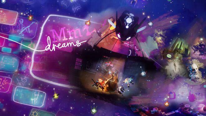 Dreams va être compatible avec le PlayStation VR.