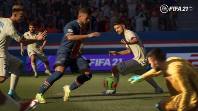Un trailer et des infos sur les nouveautés de FIFA 21.