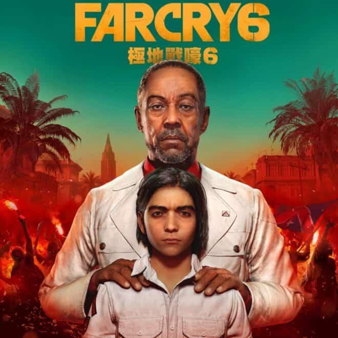 Giancarlo Esposito jouera bien l'ennemi principal de Far Cry 6.