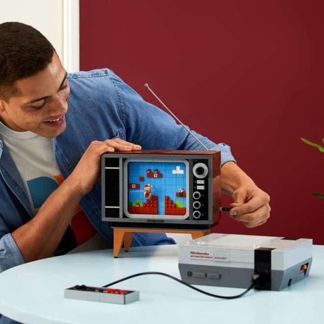 LEGO Nintendo Entertainment System, la nouvelle collaboration entre LEGO et Nintendo.