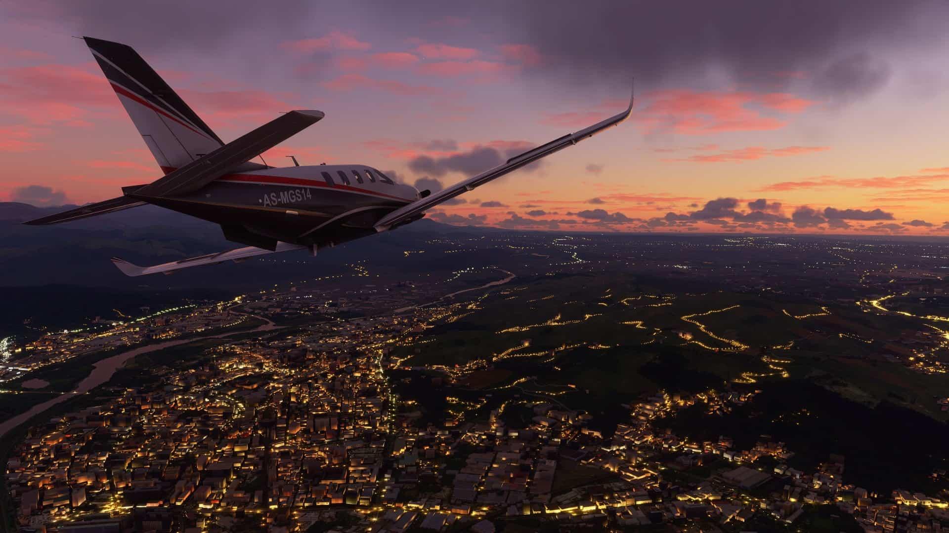 Microsoft Flight Simulator : une date et trois éditions pour la version PC