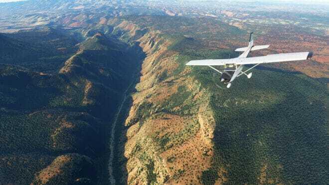 Microsoft Flight Simulator profitera de la réalité virtuelle avec une mise à jour gratuite.