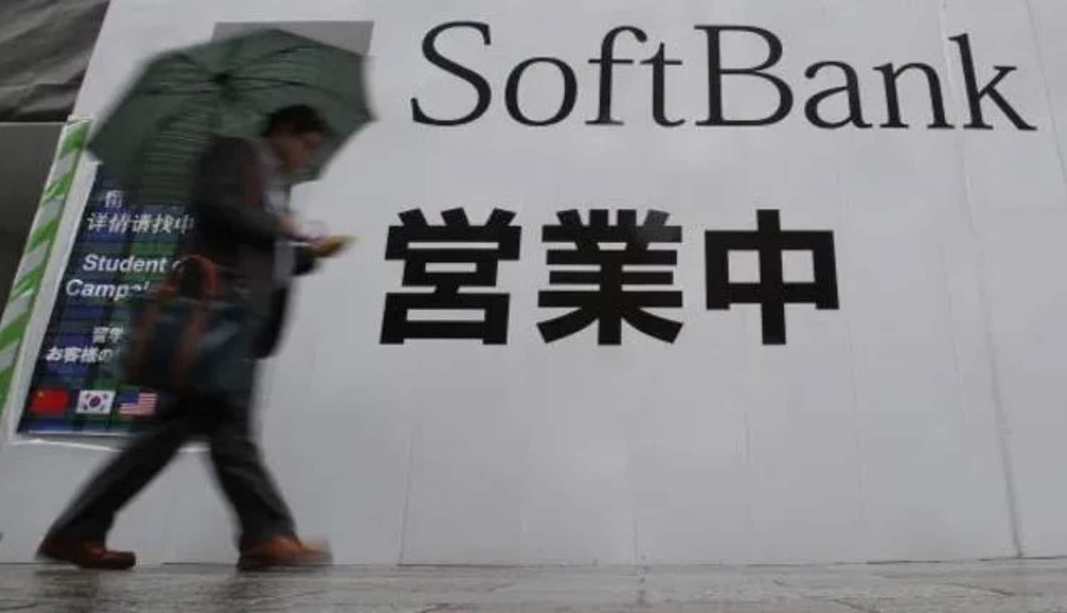 SofBank réfléchirait à revendre le designer de puces Arm