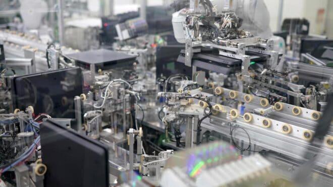 Sony peut assembler une console PlayStation toutes les 30 secondes avec son usine à Kisarazu.