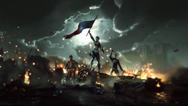 Steelrising revisite la Révolution française.