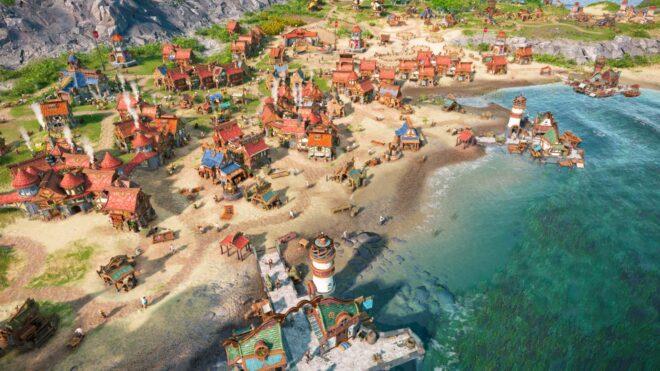 Ubisoft ne veut plus donner de période de sortie pour le nouveau The Settlers.