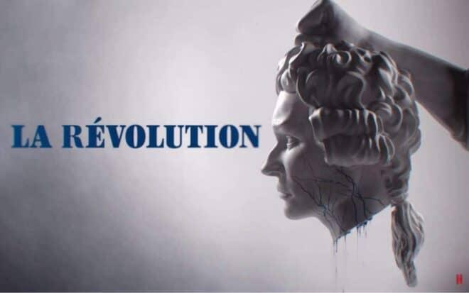série TV Netflix La Révolution