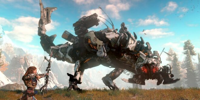 Le patch 1.02 de Horizon : Zero Dawn sur PC est disponible.