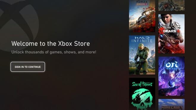 Le nouveau Microsoft Store est à découvrir en avant-première pour les membres Xbox Insider.