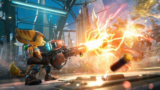 Une démo de gameplay pour Ratchet & Clank : Rift Apart dès cette semaine.
