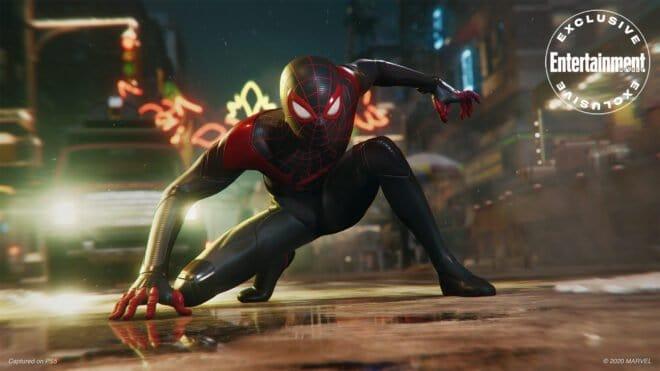 Le Ray Tracing est confirmé pour Spider-Man : Miles Morales.