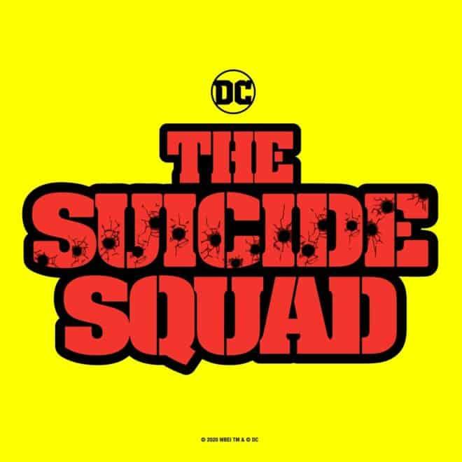 Le logo de The Suicide Squad.