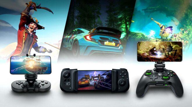 Les membres du Xbox Game Pass Ultimate pourront jouer à plus de 100 jeux sur appareils mobiles depuis le cloud.