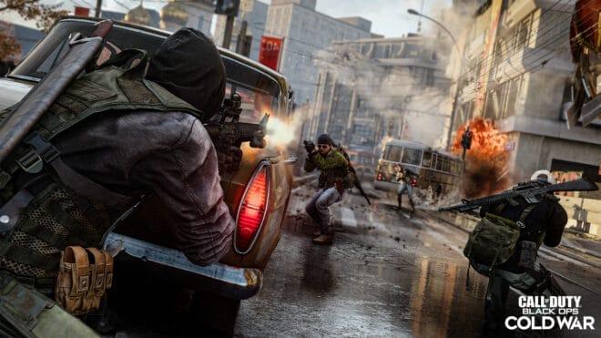Call of Duty Black Ops : Cold War présente son mode multijoueur.