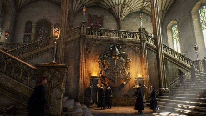 Poudlard ouvre ses portes dans Hogwarts Legacy.