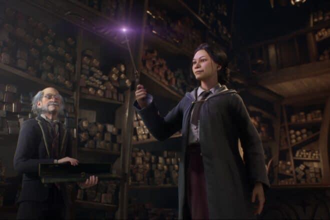 J.K. Rowling ne travaille pas sur Hogwarts Legacy.